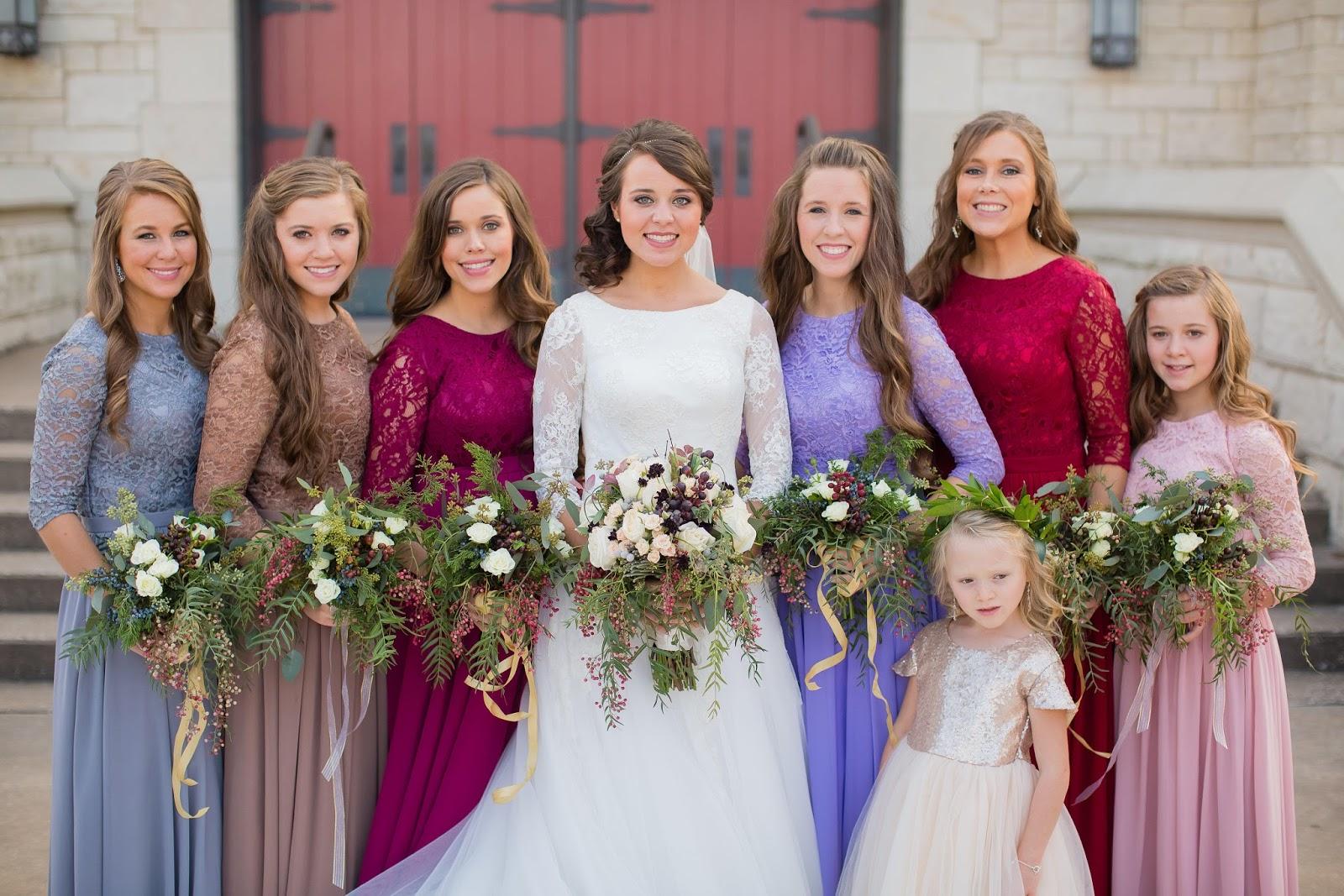 The Duggar family Blog: More Vuolo Wedding photos!