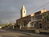 Santa Cruz de Besana camino de Santiago Norte Sjeverni put sv. Jakov slike psihoputologija