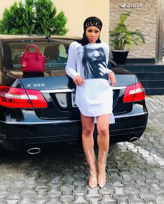 #BBNaija star Nina Ivy's recent style looks