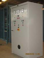 Installation electrique armoire de commande bt station de pompage avec demarrage etoile - Voyant armoire electrique ...