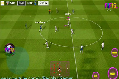 Download Game Android FTS 2020 New Season Best Graphics 2020