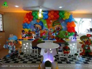 Decoração festa Patati Patatá - Aniversário