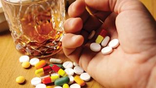 Mengonsumsi Obat-Obatan