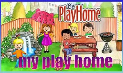 تحميل أفضل لعبة my playhome download