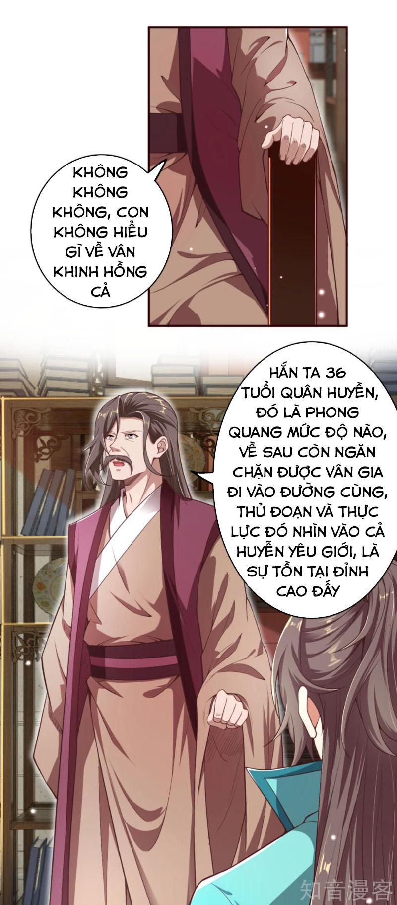 Nghịch Thiên Tà Thần Chương 328 - Truyentranhaz.net