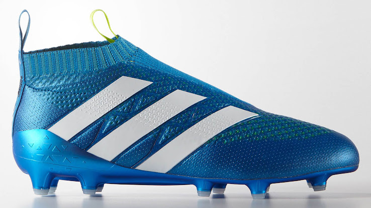 Shock Blue Adidas Ace 16+ PureControl Boots Released - Footy Headlines 3819f61e40114