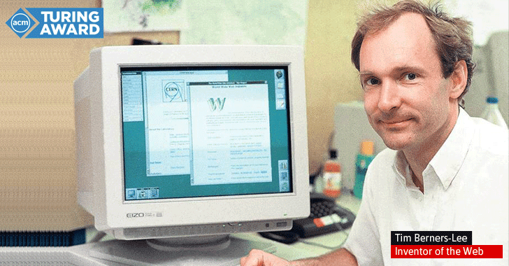 Tim Berners-Lee, Inventor of the Web, Wins $1 Million Turing Award 2016