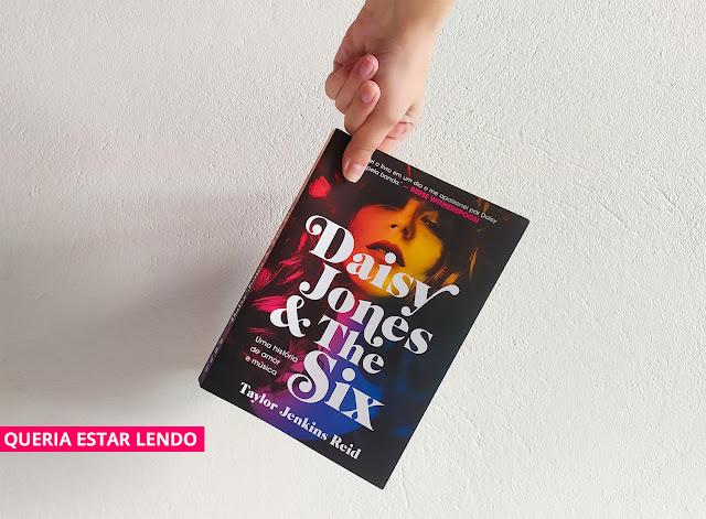 Li até a página 100 e... #92 - Daisy Jones & The Six