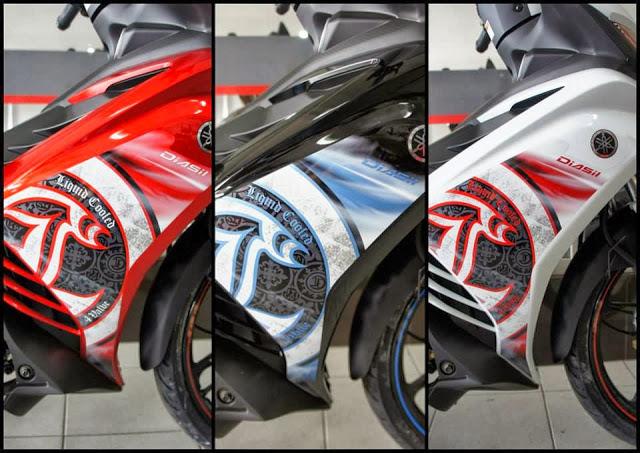 Yamaha 135LC Extreme Spirit Dan SuperSport 2014 - Gambar Dan Specs Rasmi