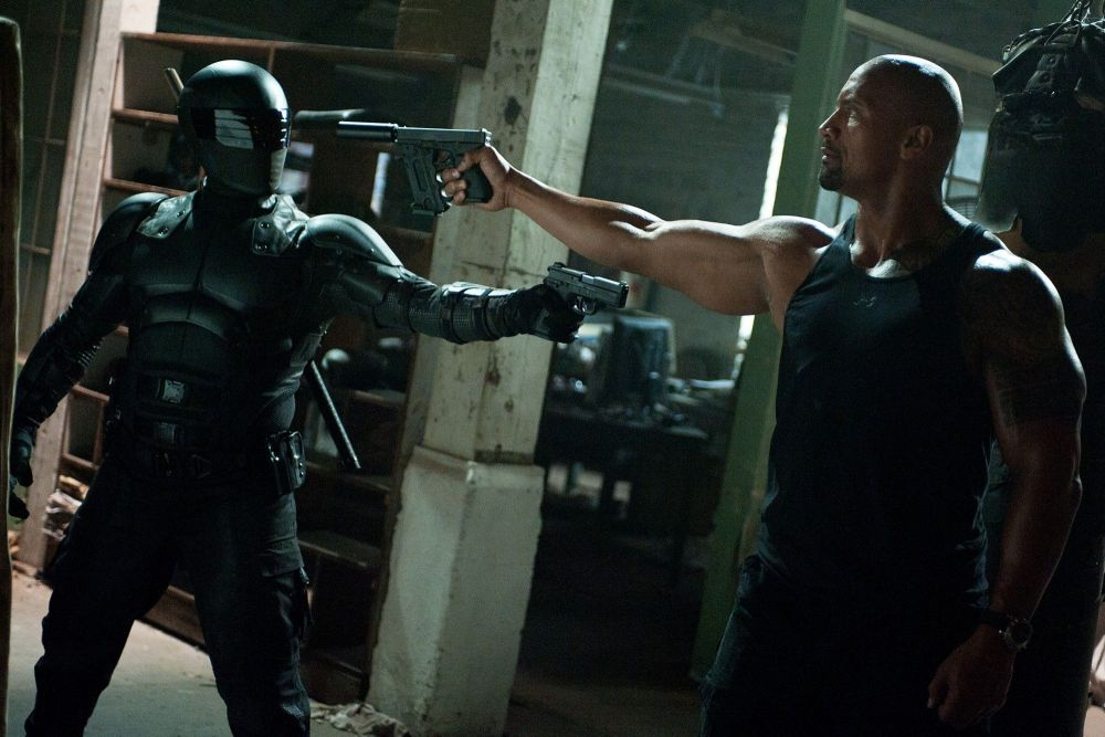Snake Eyes movie 2020