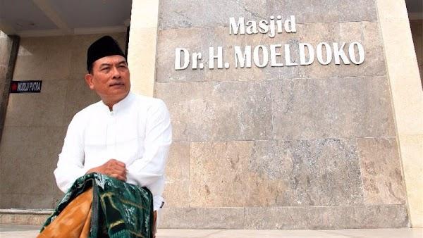 """Demokrat Sindir Moeldoko Bukan Seorang Perwira, """"Menghalalkan Segala Cara"""""""
