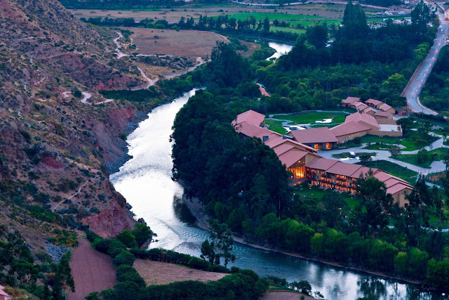Hotel Tambo del Inka en Perú