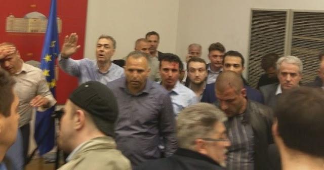 Mazedonien: Erste Urteile nach Sturm auf Parlament