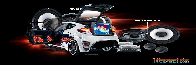 Komponen Terbaik Untuk Sistem Audio Mobil Yang Bagus