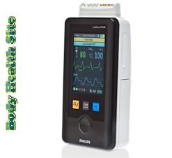 IntelliVue MX40 Philips Patient Monitor