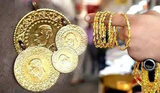 سعر الذهب وليرة الذهب ونصف الليرة والربع في تركيا اليوم السبت 31/10/2020