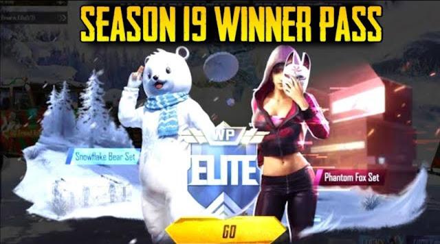 PUBG Lite Winner Pass Season 19 exact release date and time