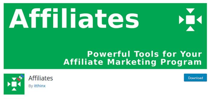 Affiliates - Plugin Wordpress untuk Program Affiliasi Toko Online