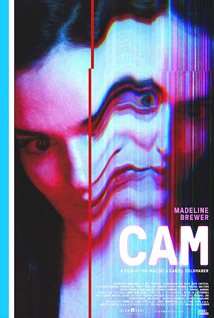 Cam 2018 movie poster