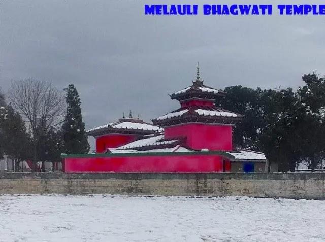 Melauli Bhagwati Temple