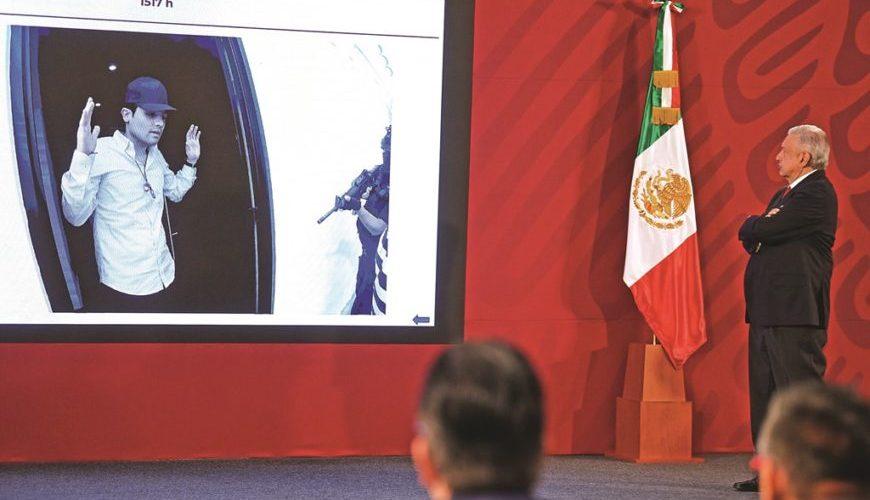 Bloquean cuentas de Ovidio Guzmán, CJNG, Unión de Tepito y los Zetas