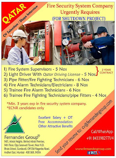 Fire Security System Company gulfjobs