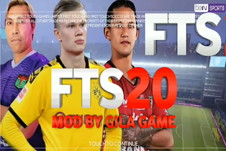 FTS 20 New Update League Eropa & Liga 1 Indonesia 2020 HD
