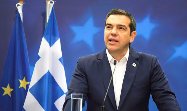 Αλέξης Τσίπρας: Για πρώτη φορά ξεκάθαρη απόφαση και στοχευμένα μέτρα κατά της Τουρκίας – VIDEO