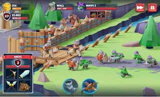 Game of Warriors Apk Mod v1.1.3 Money full for android