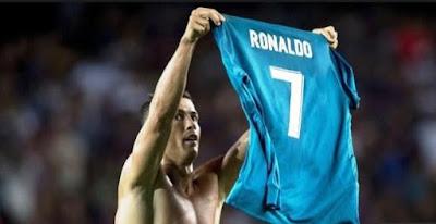 Ronaldo Terkena Hukuman Absen 12 Laga