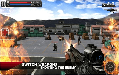 death-shooter-free-mobile-game