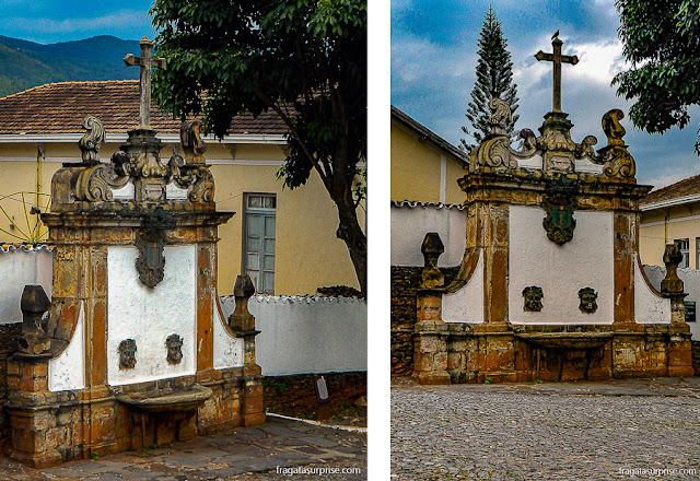 Chafariz do Rosário, Sabará, Minas Gerais