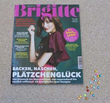 Greta Ba Aktuelle Ausgabe Der Brigitte Eine Tolle Uberraschung