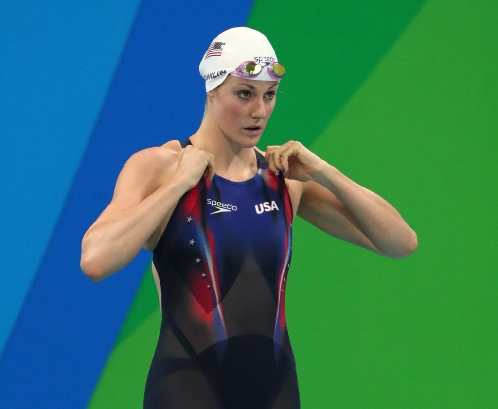God Is Always There For Me – The Story of Missy Franklin