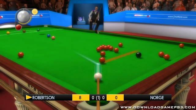 world snooker championship 2009 game free
