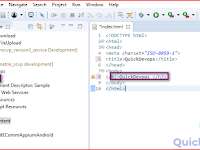 How to change files,commit and push into git repository using Eclipse