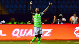 Nigeria secures 8th bronze at the AFCON 2019 by beating Tunisia