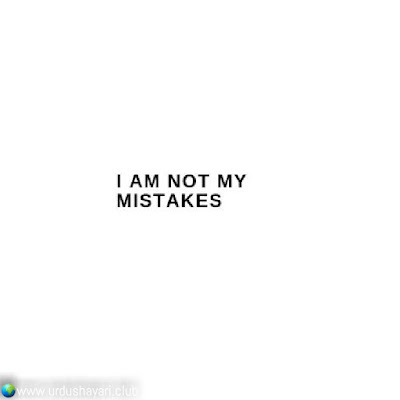 I Am Not My  Mistakes..!!  #motivationalquotes #inspirequotes   #quotes