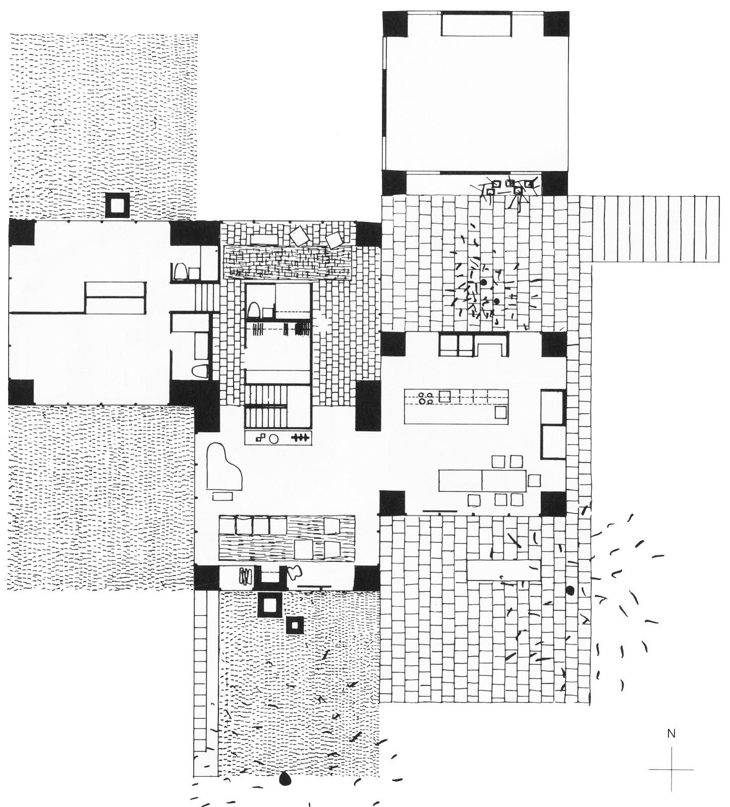 Multiples estrategias de arquitectura la planta en extinci n for Plantas de arquitectura