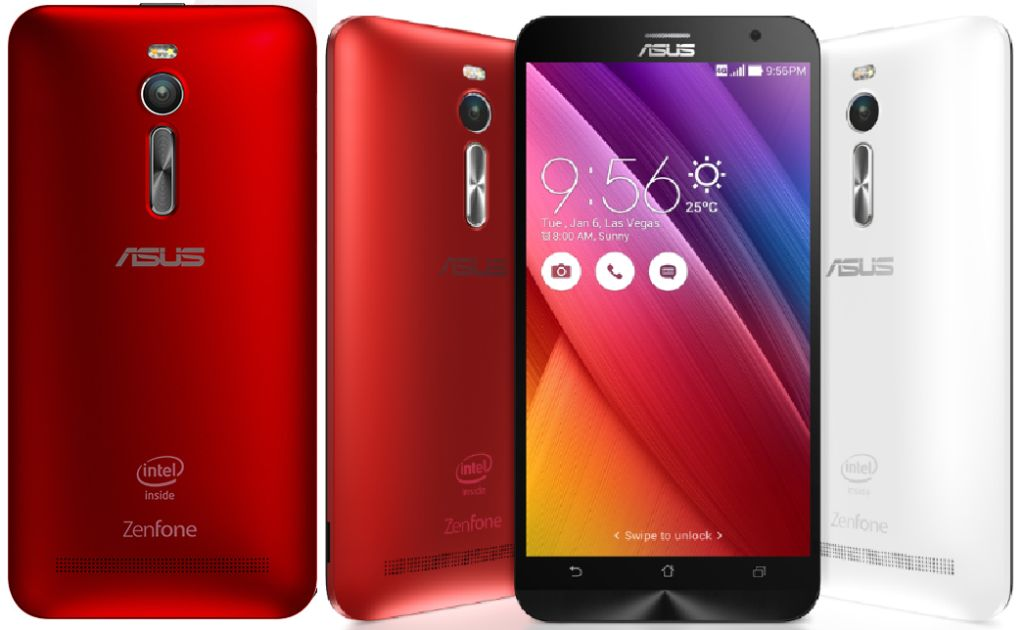 Asus ZenFone 2 (ZE550ML) (2015) with Specifications