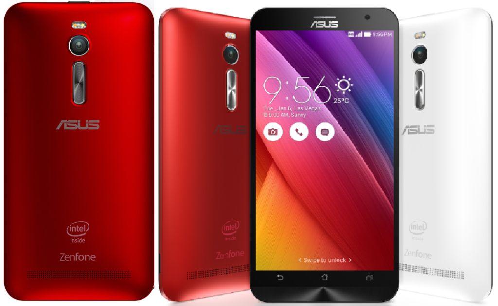 Hp Asus ZenFone 2 (ZE550ML) (2015) beserta harga dan Spesifikasi