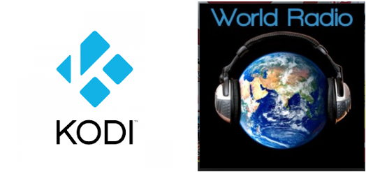 Kodi how to add channels to radio