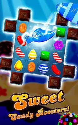 Candy Crush Saga Mod Apk Unlocked
