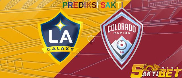 Prediksi Sakti Taruhan bola Los Angeles Galaxy vs Colorado Rapids 12 September 2019