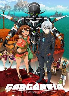 Anime Spring 2013 - Suisei no Gargantia