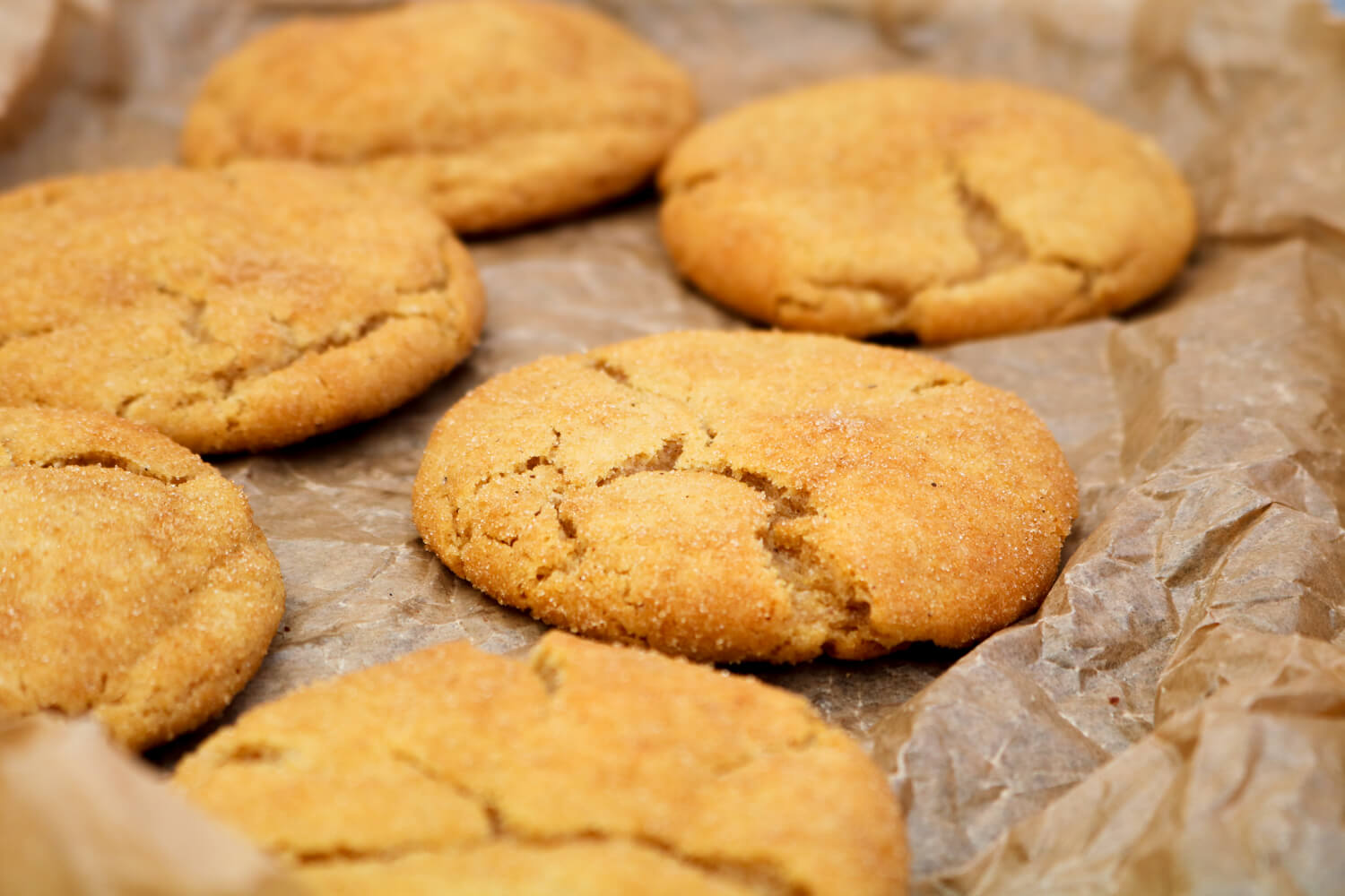 Chewy Gingernut Cookies | Take Some Whisks