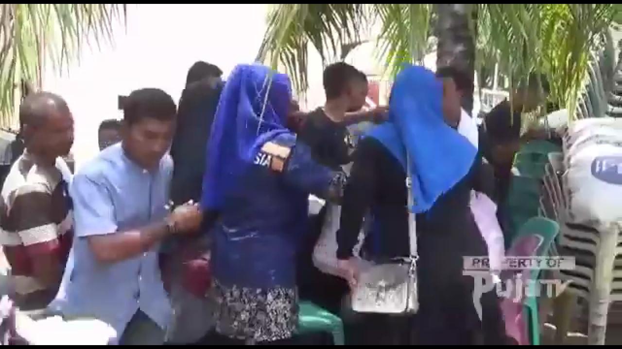 Tindakan Memalukan Saat Jokowi Kampanye di Aceh