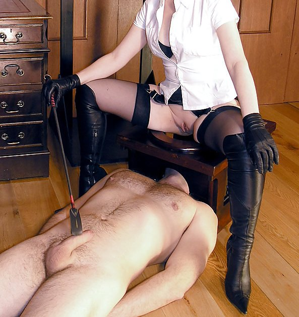 forced scat slave