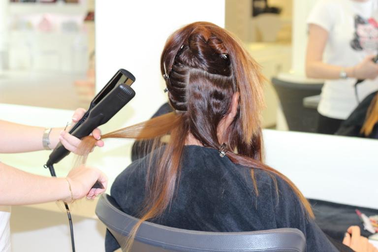 Pelo liso, tratamiento alisado, Enzimotheraphy, cabello sano, taninoplastia