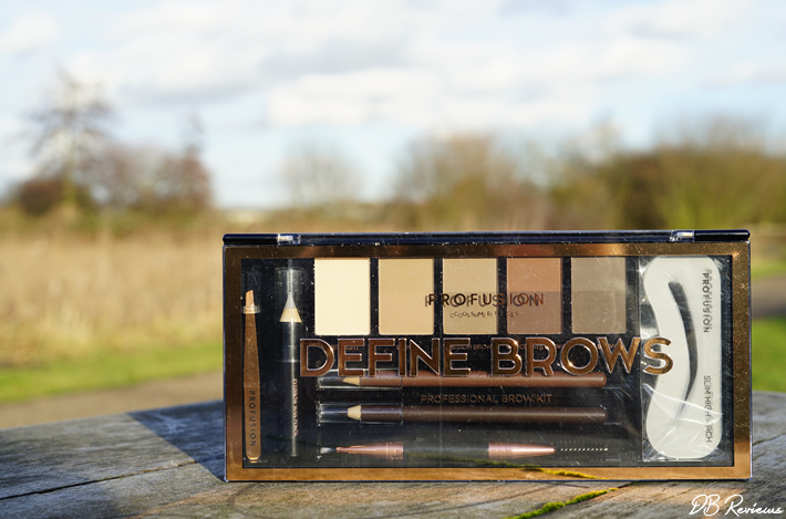 Profusion Define Brows Artistry Palette